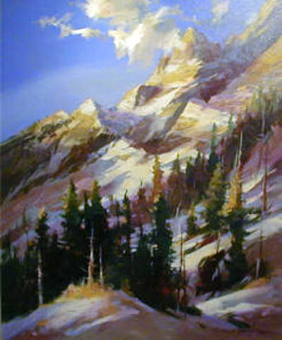 Marble Mountain Brent Heighton