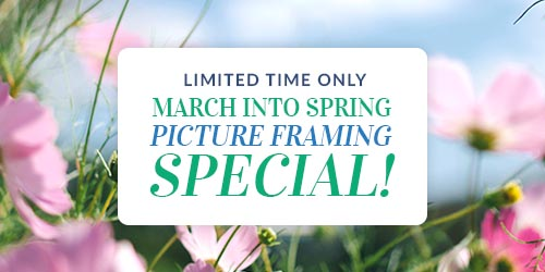 March Into Spring Special - Carousel Slide
