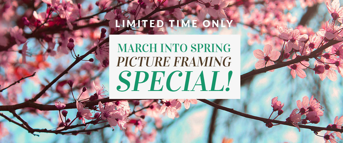 March Into Spring Special - Slide