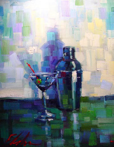 Martini For Me Michael Flohr
