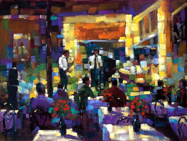 Martinis And Jazz Michael Flohr