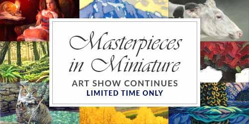 Masterpieces in Miniature - Carousel Slide 2021c