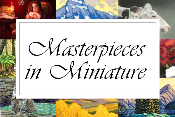 Masterpieces in Miniature - Tile 2021