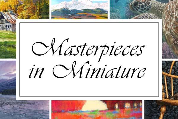 Masterpieces in Miniature - Tile