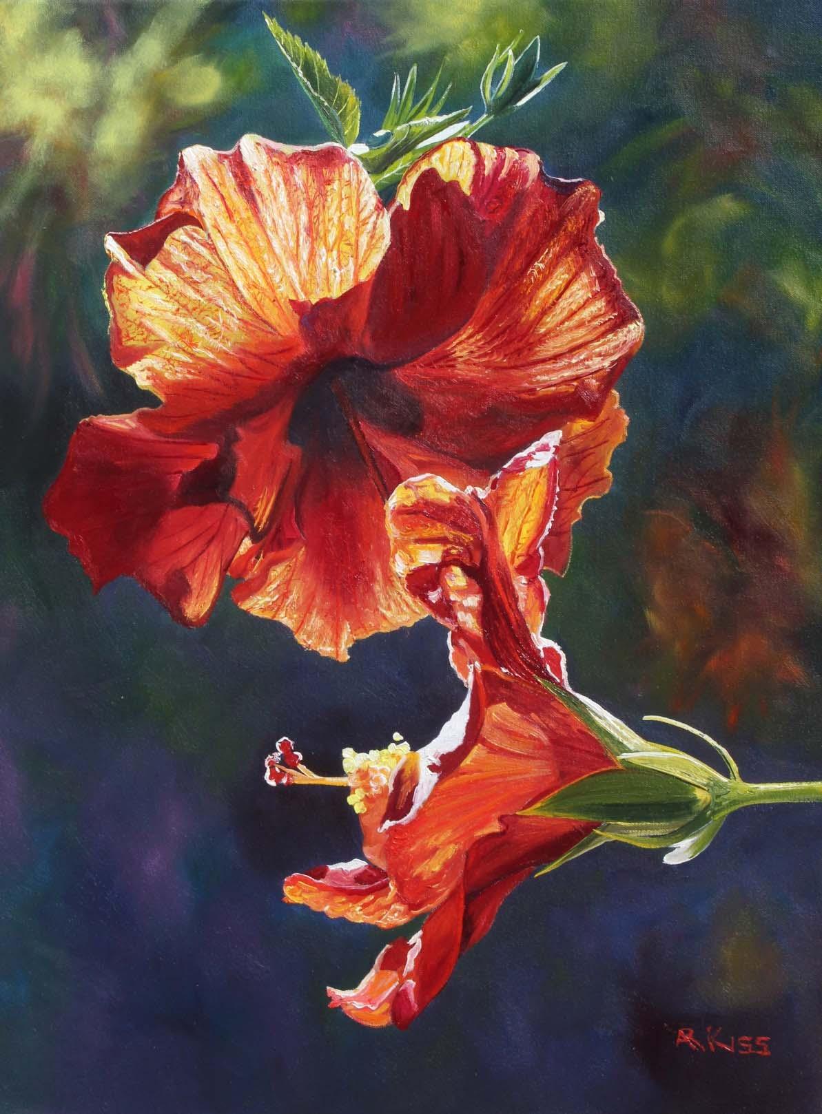 Maui Memories - Hibiscus - Andrew Kiss