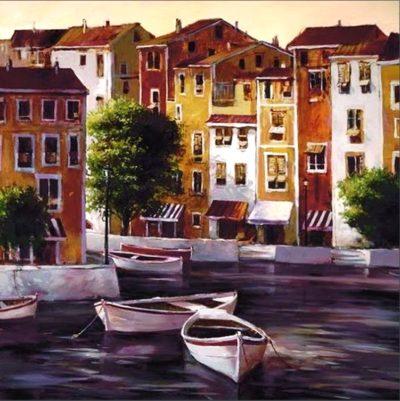 Mediterranean Light Brent Heighton