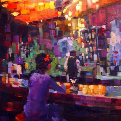 Mel At The Bar Michael Flohr