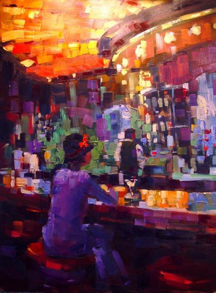 Mel At The Bar Michael Flohr