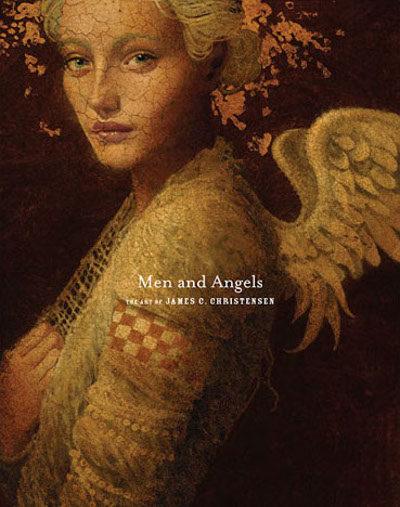 Men And Angels Book James Christensen