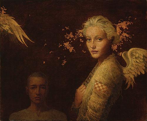 Men And Angels James Christensen