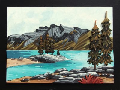 Minnewanka - Mark Farand