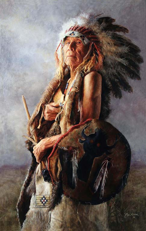 Monarch of the Buffalo Nation - John Coleman