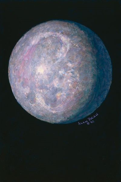 Monet's Moon Alan Bean