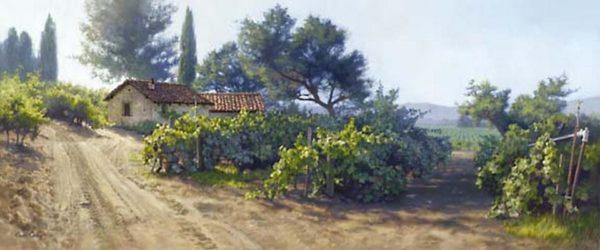 Monterey Vineyard June Carey
