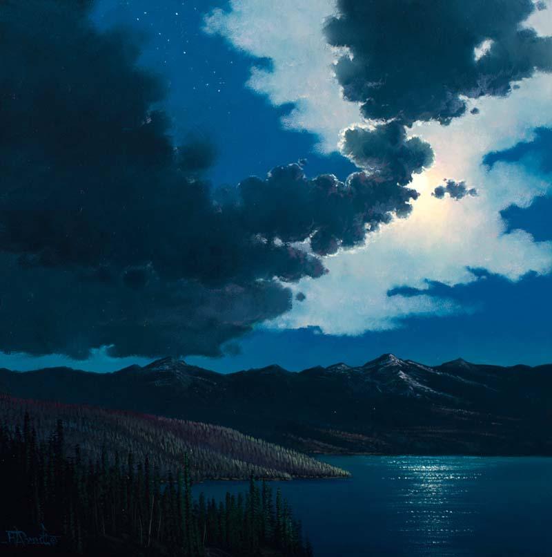 Moon Breaking - Roger Arndt