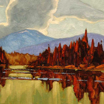 Moon Lake Dominik Modlinski