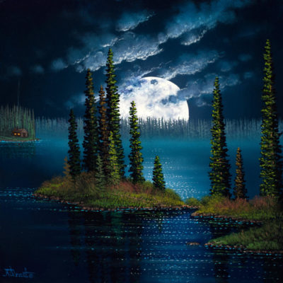 Moon Rise Roger Arndt