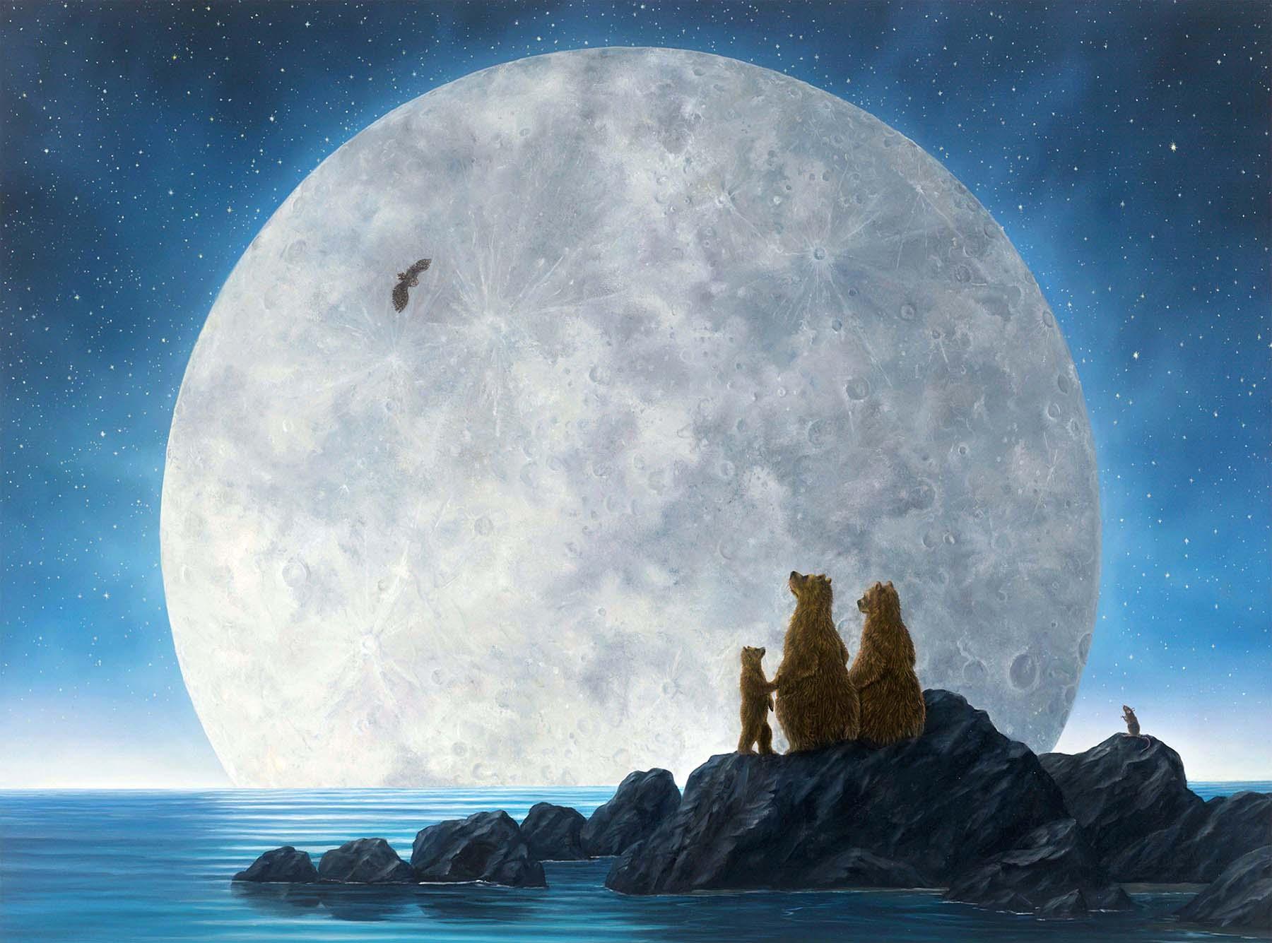 Moonlighters - Robert Bissell