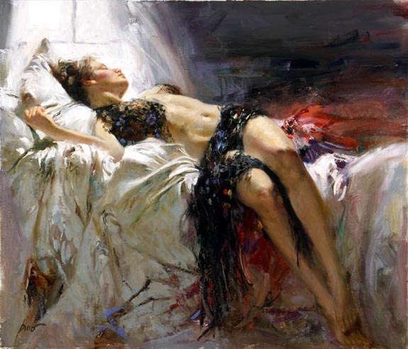 Morning Dreams Pino
