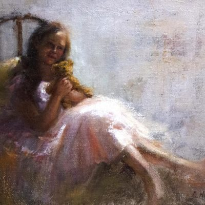 Morning Hugs - Catherine Marchand