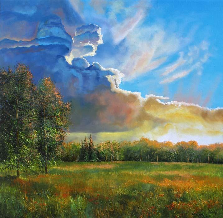 Morning Light - Andrew Kiss
