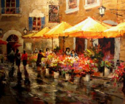 Morning Market Brent Heighton