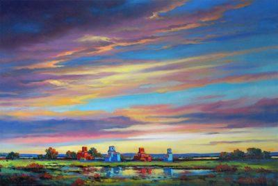 Morning Palette II - Jonn Einerssen