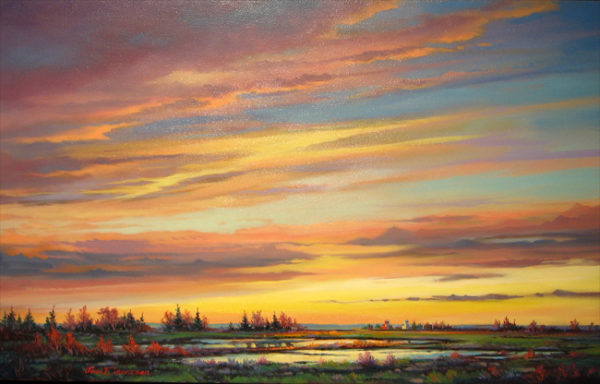 Morning Palette Jonn Einerssen