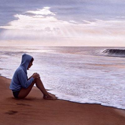 Morning Tide Ken Danby