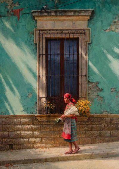 Mornings with Marigolds - Scott Tallman Powers