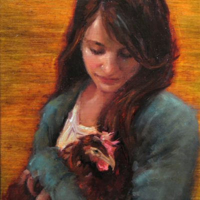 Mother Hen Catherine Marchand
