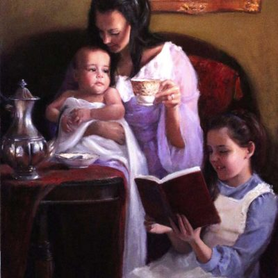 Motherhood - Catherine Marchand