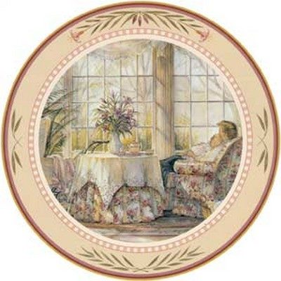 Mothers Arms Collector Plate Trisha Romance