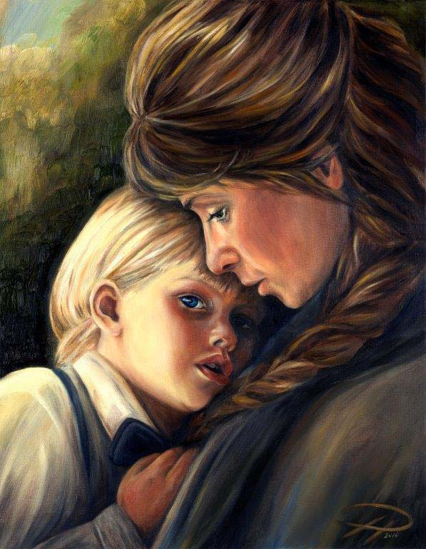 Mother's Embrace - Tanya Jean Peterson