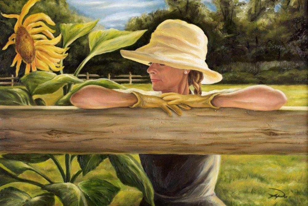 Mother's Garden - Tanya Jean Peterson