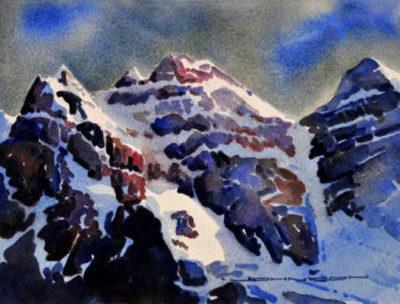 Mount Bowlen Gregg Johnson