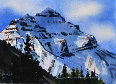 Mount Kerkeslin Gregg Johnson