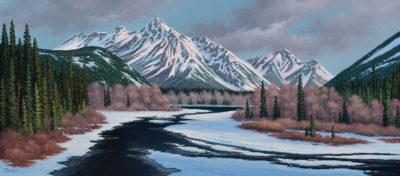 Mount Lorette - Roger Arndt