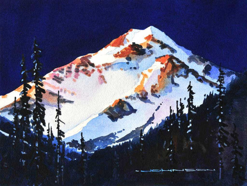 Mount Utopia Gregg Johnson