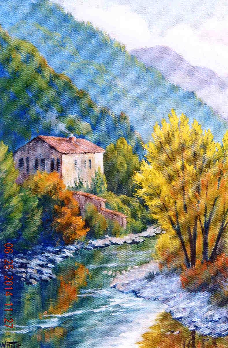 Mountain Home Charles White