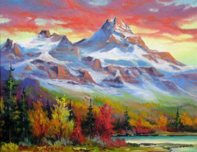 Mt. Assiniboine - Jonn Einerssen