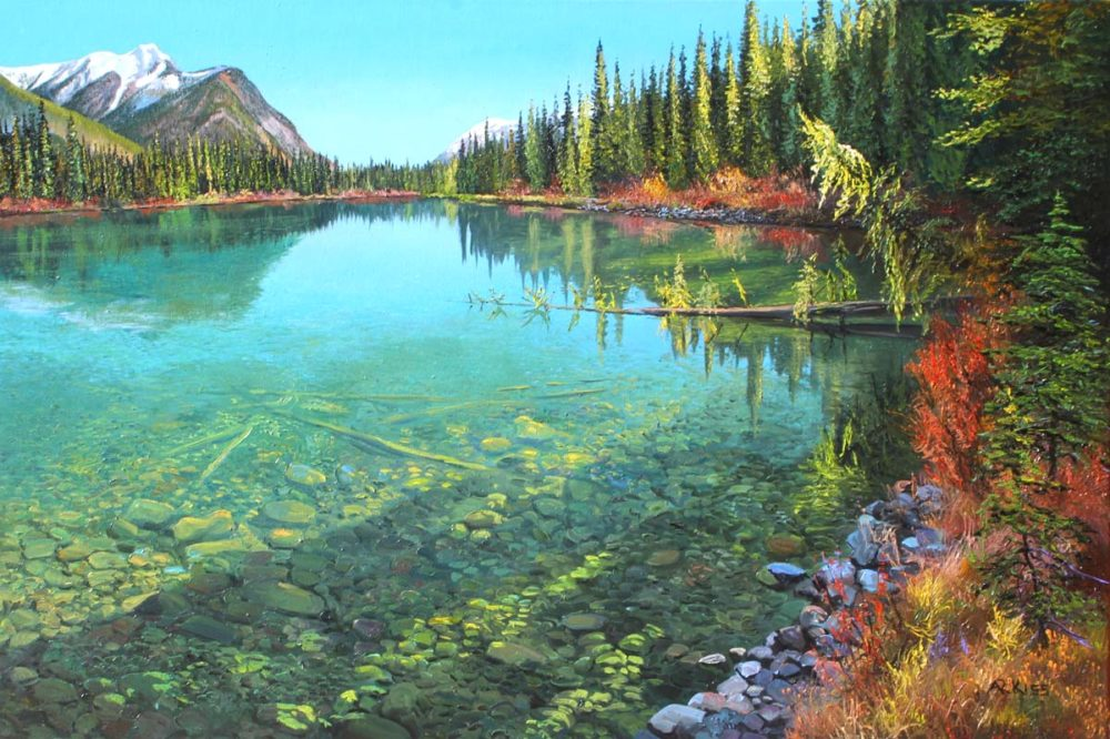 Mt. Lorette Ponds - Andrew Kiss