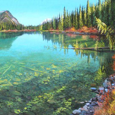 Mt. Lorette Ponds - Andrew Kiss