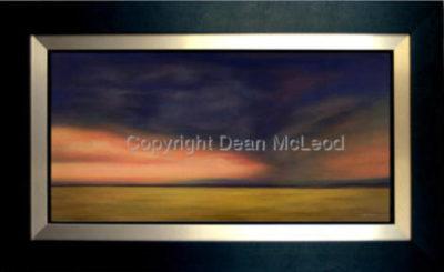 Mustard Stripe Dean McLeod
