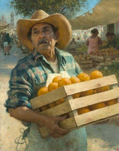 Naranjas en Venta - Scott Tallman Powers
