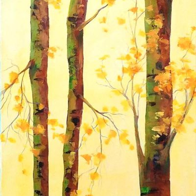 Natural Gold - Marilyn Hurst