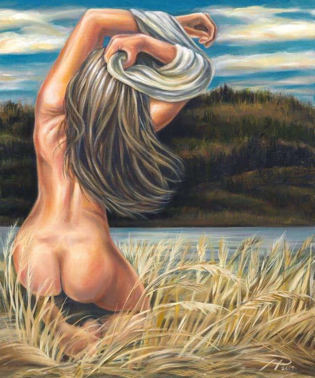Nature Swim - Tanya Jean Peterson