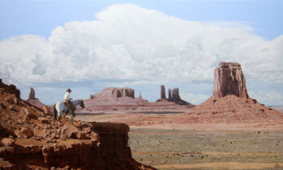 Navajo Skyline John Bye