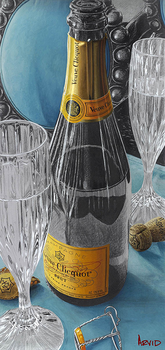 Navigating the Bubbly - Thomas Arvid