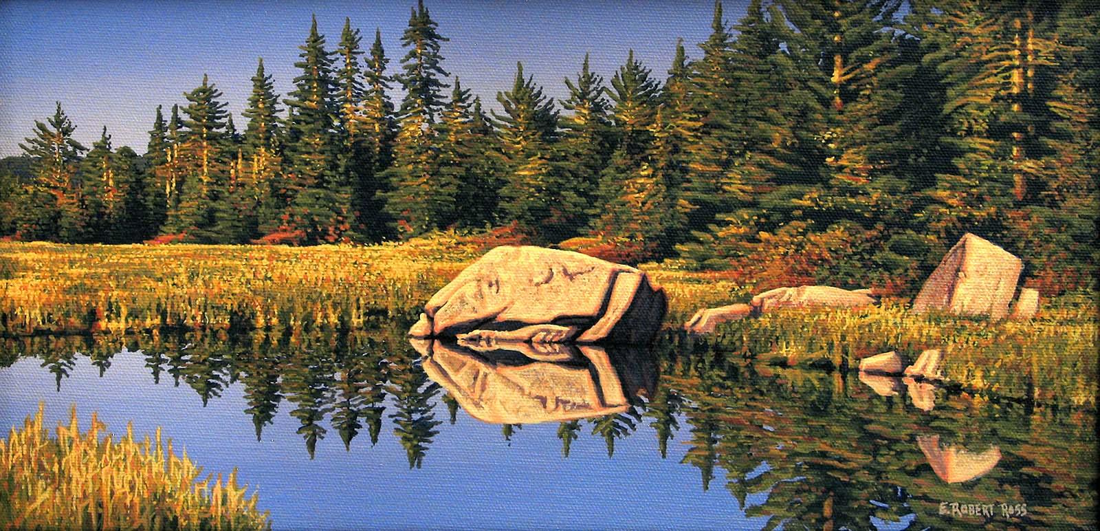 Near Opeongo Lake - Robert Ross